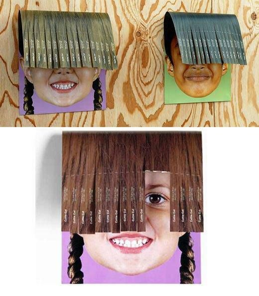 guerrilla marketing parrucchiere