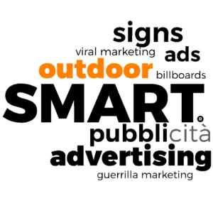 smart cartelli pubblicitari stradali